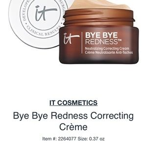 it cosmetics  Other - It cosmetics bye bye redness cream // ULTA