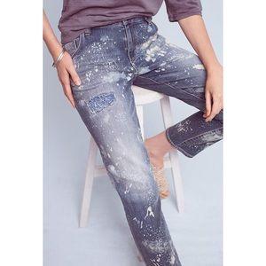 Anthropologie Denim - Anthropologie Distressed Boyfriend Jeans