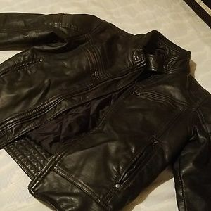 First Wave Other - Boy Leather Jacket