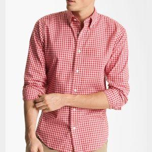 Jack Spade Other - Jack Spade Plaid Button Front Shirt