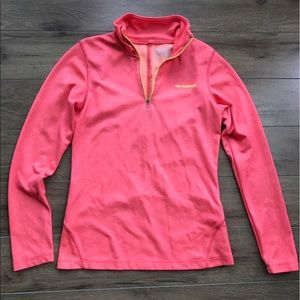 New Balance Tops - New balance lightingdry sweatshirt half zip up s