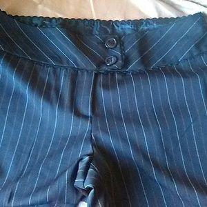 HeartSoul Pants - Pinned stripped dress pants