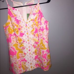 Lilly Pulitzer Magnolia Top