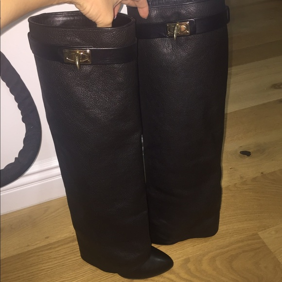 with paypal for sale Givenchy Shark Lock boots discount low price clearance best sale sale sale online tVX8SN