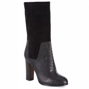 ✨FINAL SALE✨Vince 'Dalton' black boot.