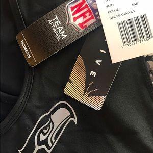 on sale b01e4 30d3e Tops - Seattle Seahawks Women s Endurance Tank Top