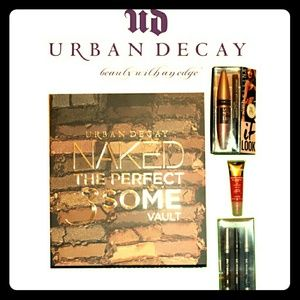 Urban Decay Other - Urban Decay Naked 3Some Vault Bundle