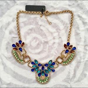J. Crew Jewelry - Jcrew vintage bold statement necklace