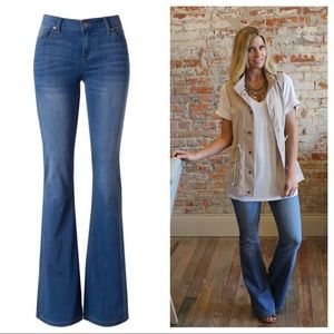 Great fitting flare jeans