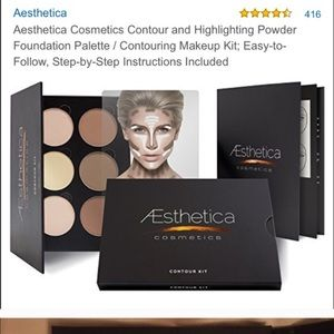 Aesthetica Other - Contour Kit!