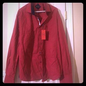 BespokeFit Other - Men's Button Up Dress Shirt
