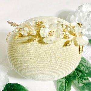 flower headband,bridal headband,bridal accessories