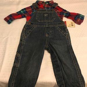 "Osh Kosh Other - Baby Boy ""Osh Kosh"" overall (pants) outfit"