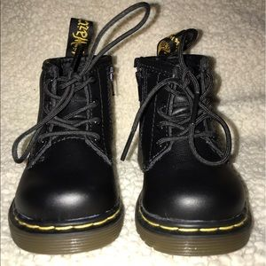 Dr. Martens Other - Infant Brooklee B Softy T boots😎