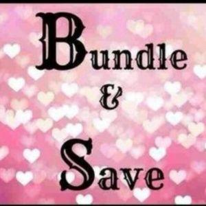 Denim - BUNDLE AND SAVE 15% , AND SAVE ON SHIPPING