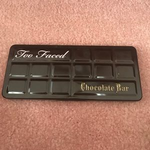 Too Faced Other - Too faced chocolate bar pallet