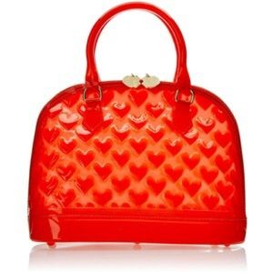Betsey Johnson Handbags - LUV-BETSEY Betsey Johnson Jelly Dome Satchel