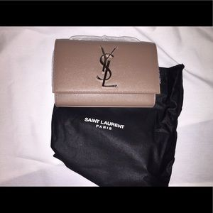 Saint Laurent Handbags - Saint Laurent Small Monogramme Kate Chain Bag