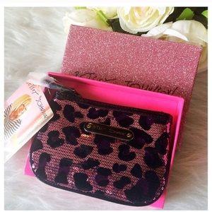 Betsey Johnson Handbags - Betsey Johnson Zip top clutch