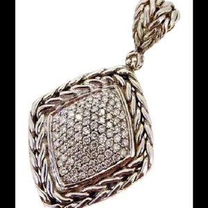 John Hardy Jewelry - John Hardy genuine Diamond fashion pendant