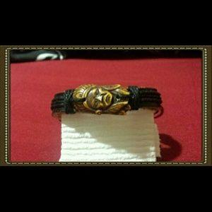 Jewelry - INDIANLEATHER CHARM BRACELET