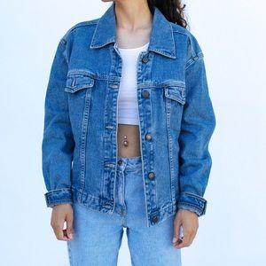 Vintage Jackets & Blazers - Light blue denim jacket 👕