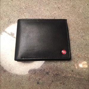 Alpine Swiss Other - Alpine Swiss wallet