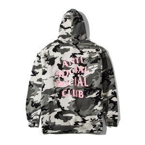 Anti Social Social Club Sweaters - anti social social club hoodies