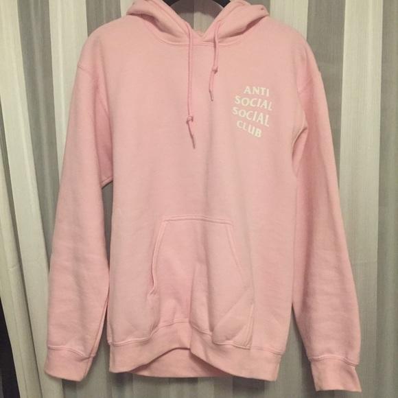 481e89f744b4 Anti Social Social Club Sweaters - Anti Social Social Club Know You Better  hoodie