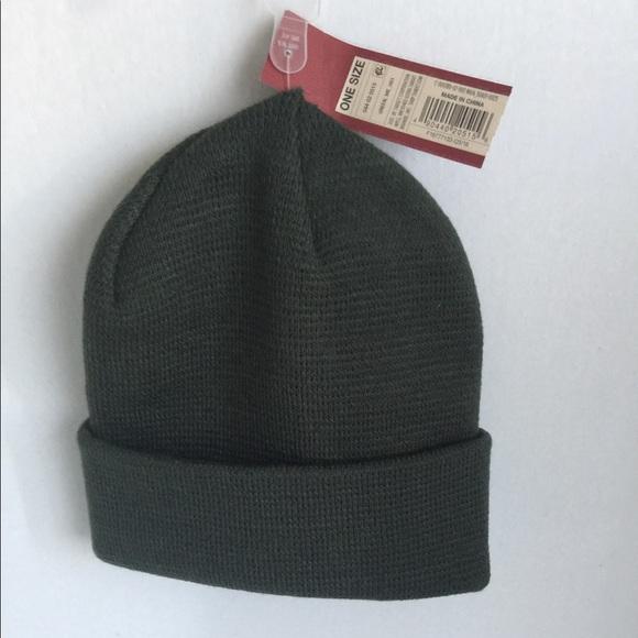 e345da7d44a78a Merona Accessories   Fashion Beanie Hat For Women Men Green   Poshmark