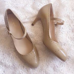 kate spade Shoes - ♠️Kate Spade Beige Pumps