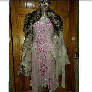 Sue Wong Dresses & Skirts - Offers Sue Wong Pastel Pink hand  beaded dress