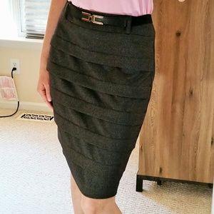 BCX Dresses & Skirts - BCX gray pencil skirt