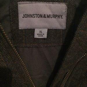 Johnston & Murphy Men's Jacket