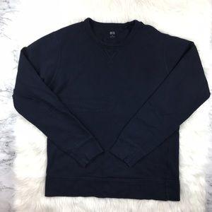 Uniqlo Tops - Uniqlo cotton crew neck sweatshirt