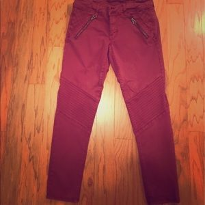 American Eagle Outfitters Denim - Crop Jeans