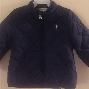 NWOT Ralph Lauren quilted jacket