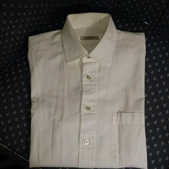 Burberry London Men 39 S Burberry London Long Sleeved Shirt
