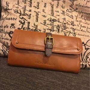 Tignanello Handbags - Tignanello Brown Wallet