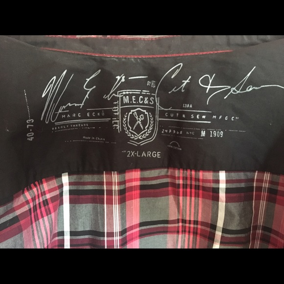65 off marc ecko other marc ecko cut and sew casual