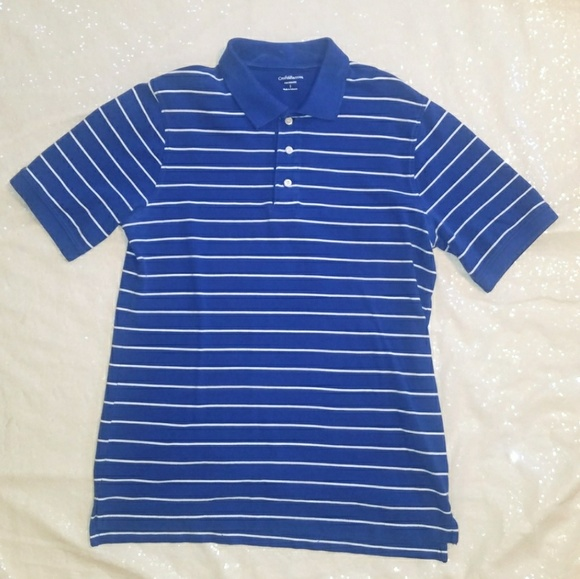33 off croft barrow other 2 for 20 men 39 s cobalt for Croft and barrow womens polo shirts
