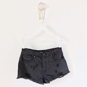 The Kooples Shorts - ᴛʜᴇ ᴋᴏᴏᴘʟᴇs ᴅᴇɴɪᴍ sʜᴏʀᴛs