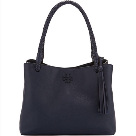 82304962207 NEW TORY BURCH TAYLOR TRIPLE COMPARTMENT TOTE. M 5928276c7fab3a786d00151d