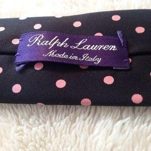 Ralph Lauren Purple Label Other - Ralph Lauren Purple Label Silk Tie