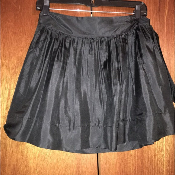 Express Design Studio Black Skirt