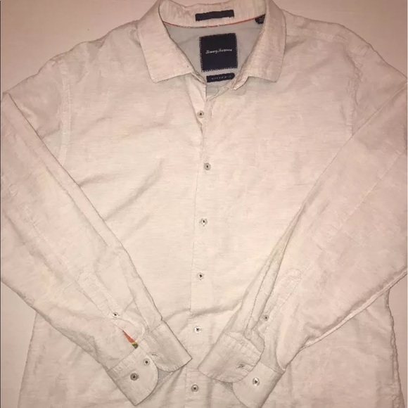 45 off lucky brand other lucky brand embroidered casual for Lucky brand button down shirts