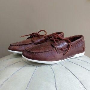 Lacoste Other - Lacoste Men's Dreyfus Classic PRM Boat Shoe Sz 8