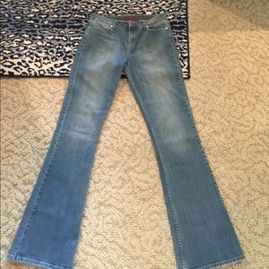 Long Elegant Legs Denim - LEL JEANS LT BLUE TALL 12 FITS BETWEEN 10 and 12