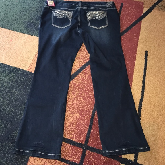 Short and sexy series jeans