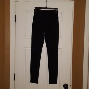 Assets By Spanx Pants - NWOT M Spanx Assets Red Hot Label Black Leggings